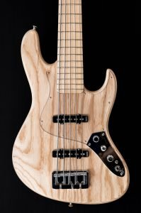 Vinta 5 strings swamp ash body