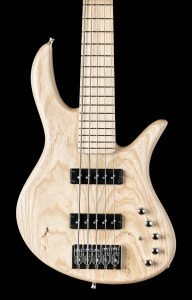 Sirius 5 swamp ash body
