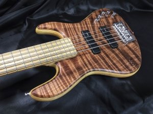 Polaris deluxe flamed redwood top
