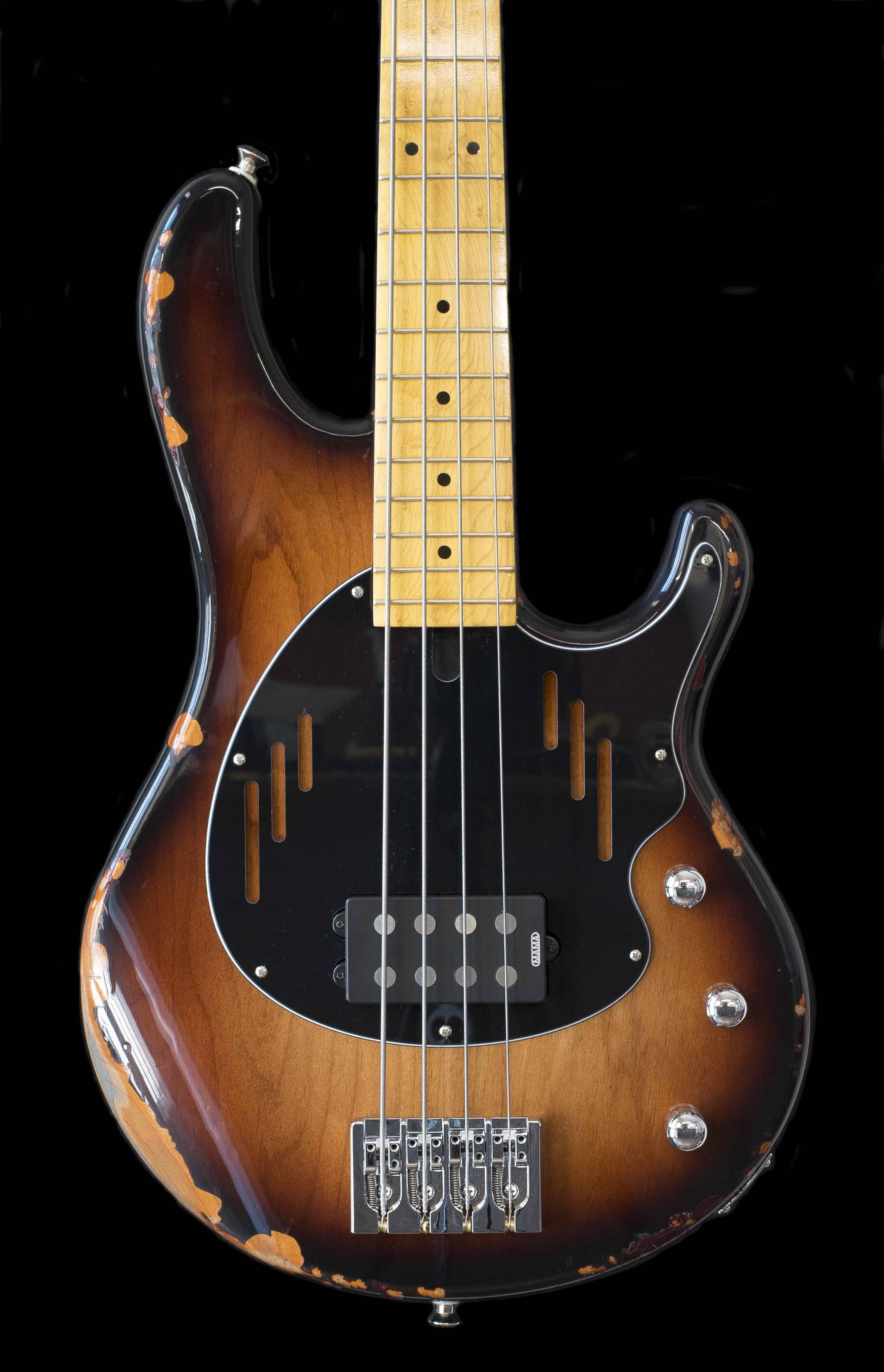 "Supertone L.Somma signature MM ""Palladio"" 4 strings"