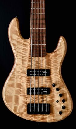 Polaris deluxe flamed poplar top